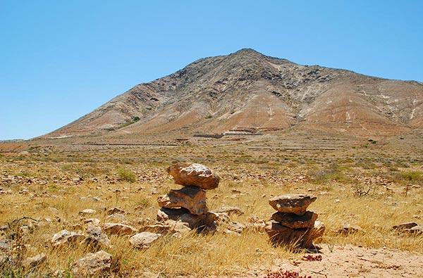 Fuerteventura Foto Landschaft Berge 2