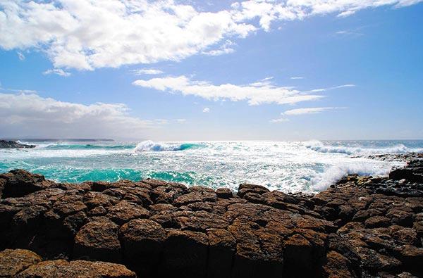 Fuerteventura Foto Landschaft Küste