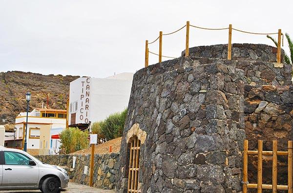 Fuerteventura Foto Orte Ajuy