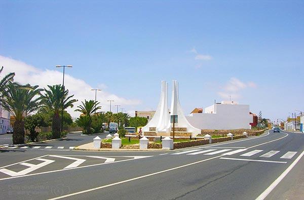 Fuerteventura Foto Orte Antigua