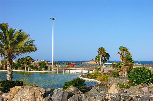 Fuerteventura Foto Orte Caleta de Fuste