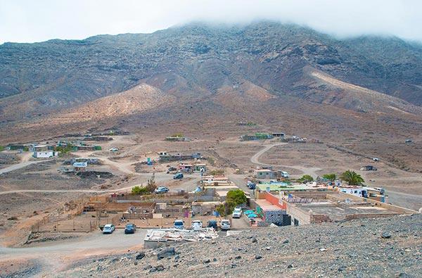 Fuerteventura Foto Orte Cofete