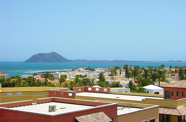 Fuerteventura Foto Orte Corralejo