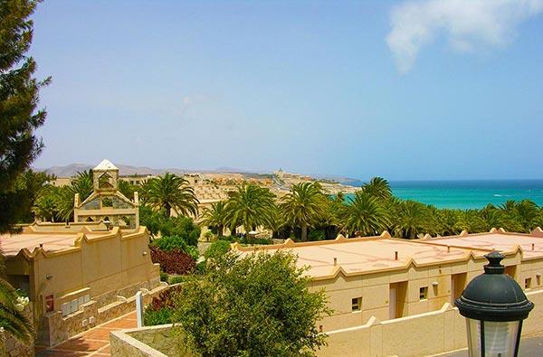 Fuerteventura Foto Orte Costa Calma
