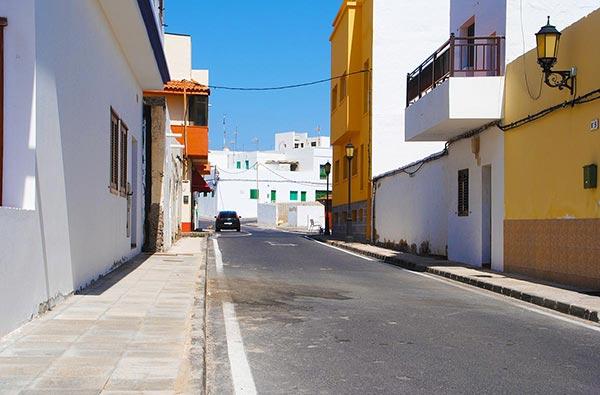 Fuerteventura Foto Orte El Cotillo