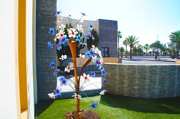 Fuerteventura Foto Orte La Oliva