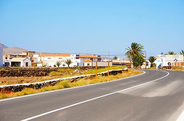 Fuerteventura Foto Orte Lajares