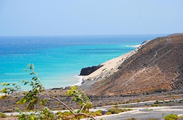 Fuerteventura Foto Strand Butihondo/Malnombre