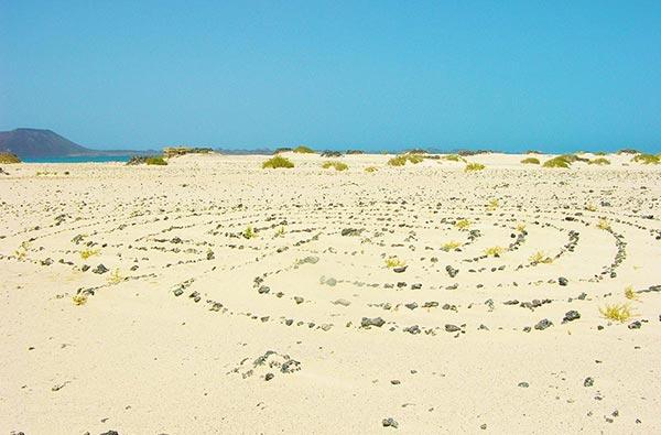 Fuerteventura Foto Strand Corralejo Grandes Playas