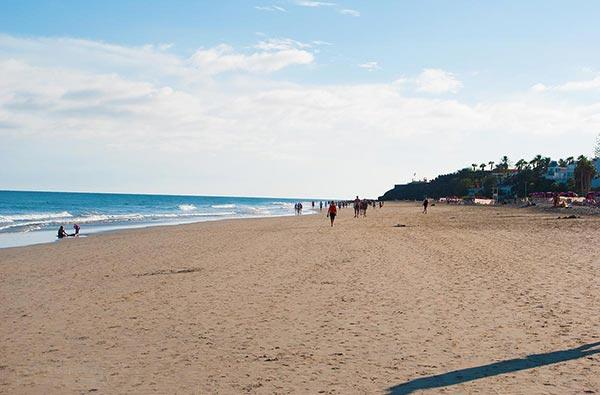 Fuerteventura Foto Strand Costa Calma