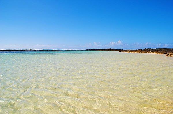 Fuerteventura Foto Strand El Cotillo