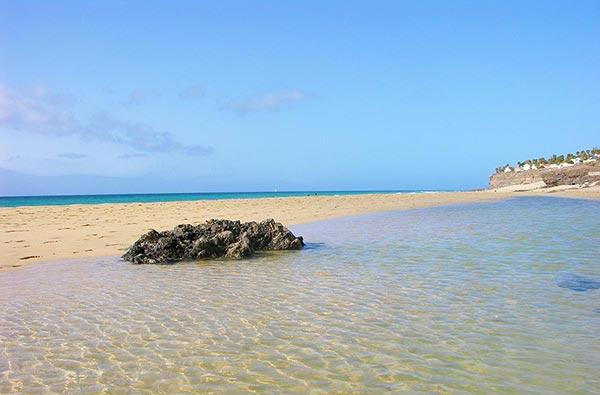 Fuerteventura Foto Strand Esquinzo