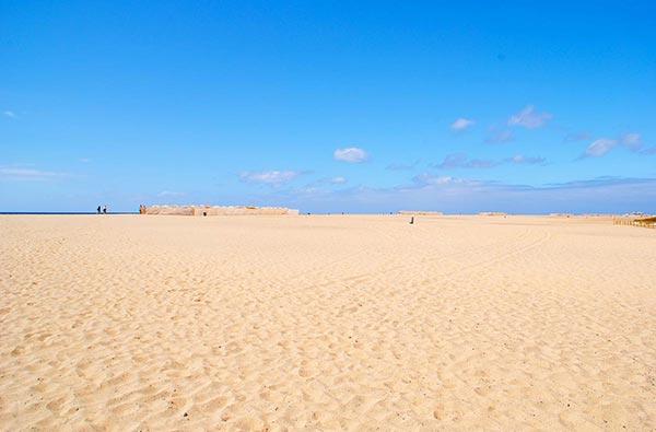 Fuerteventura Foto Strand Jandia