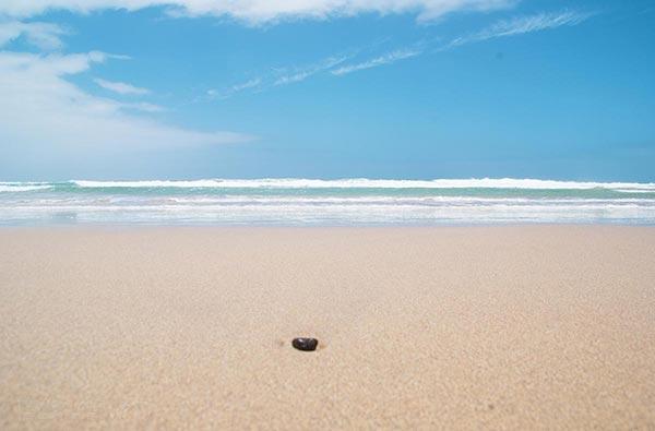 Fuerteventura Foto Strand La Pared