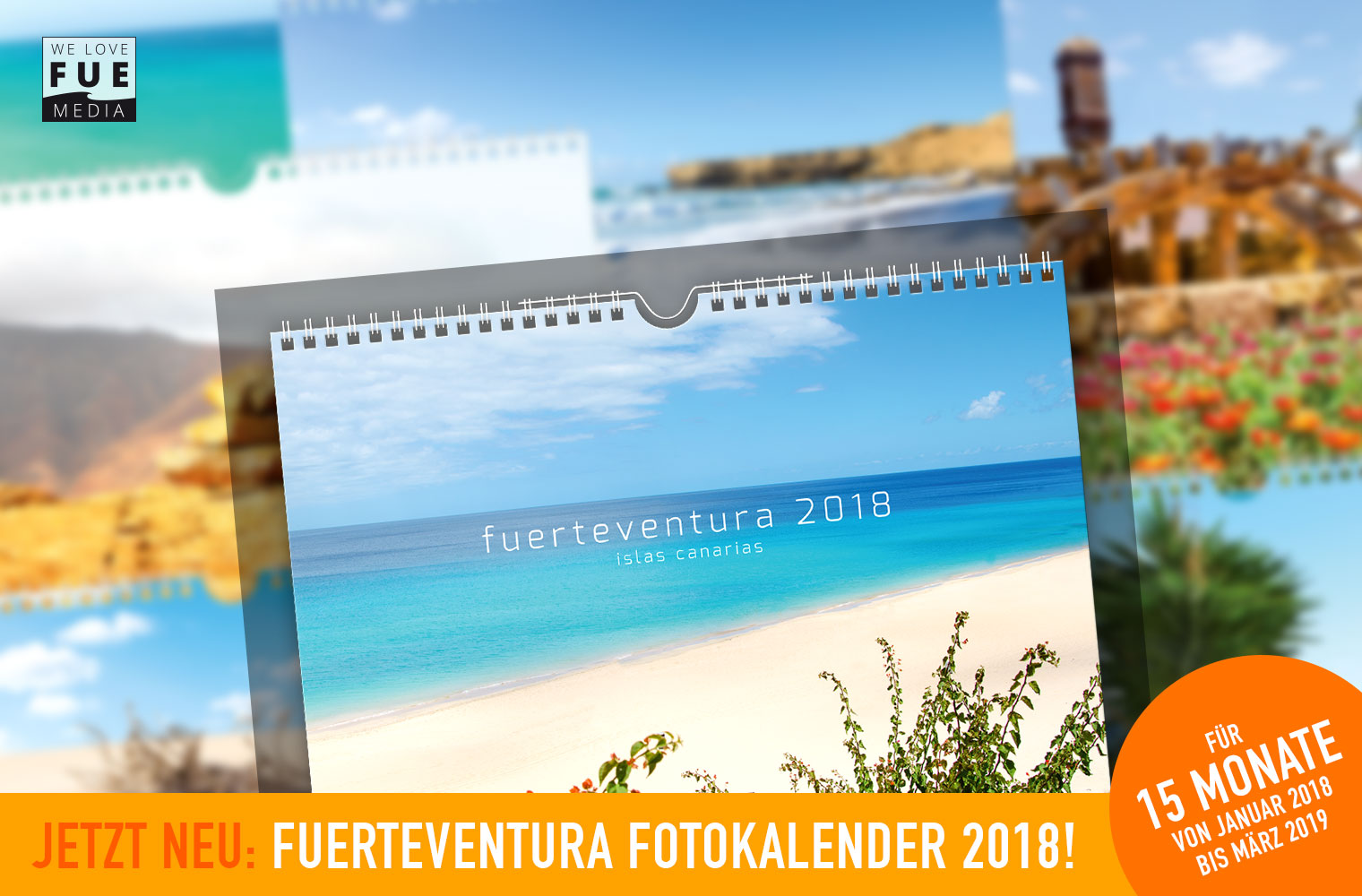 fuerteventura fotos der fuerteventura fotokalender 2018. Black Bedroom Furniture Sets. Home Design Ideas